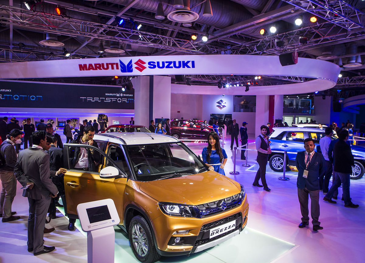 Maruti Suzuki Hikes Prices Of Select Vehicles By Up To Rs 10,000