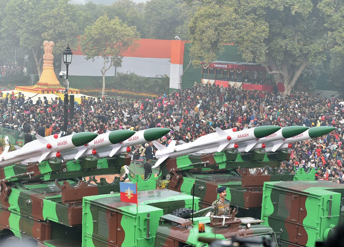 India Celebrates 69th Republic Day In Presence Of 10 Asean Leaders