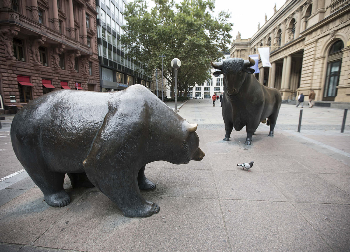 Portfolio Managers Face The Worst Rout Of The Year
