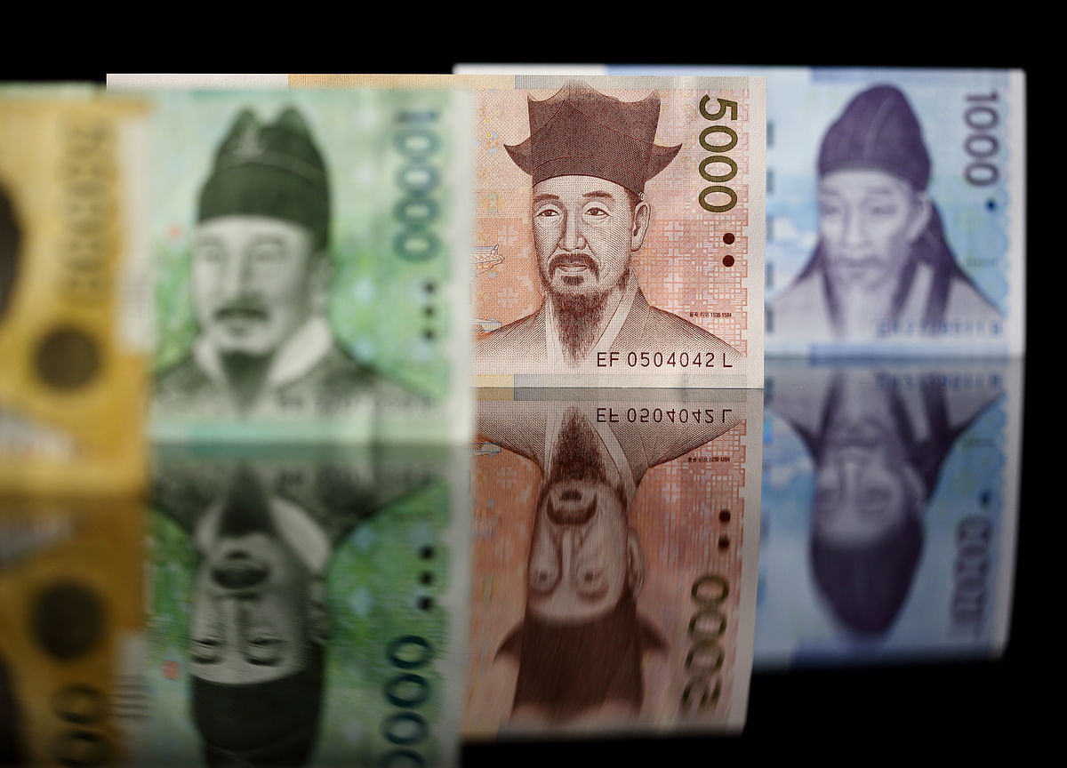 Pyongyang Olive Branch Spells Gains for Asia's Top Currency