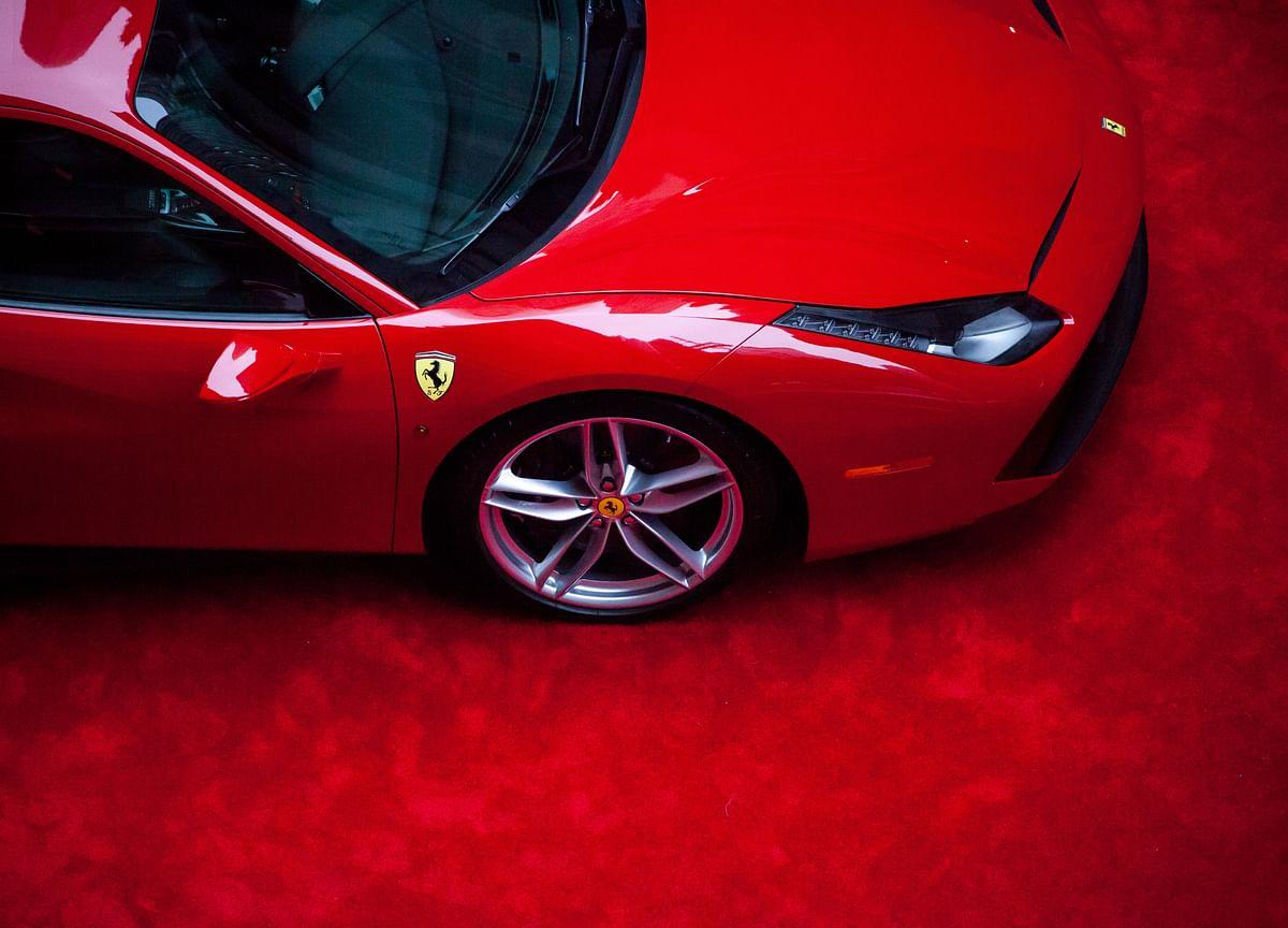 Ferrari Plans Electric Supercar to Challenge Tesla Roadster