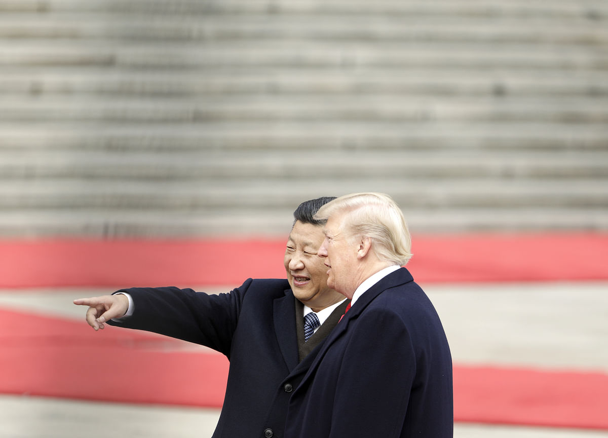 China's Xi Urges Trump to Seek Settlement of Trade Disputes