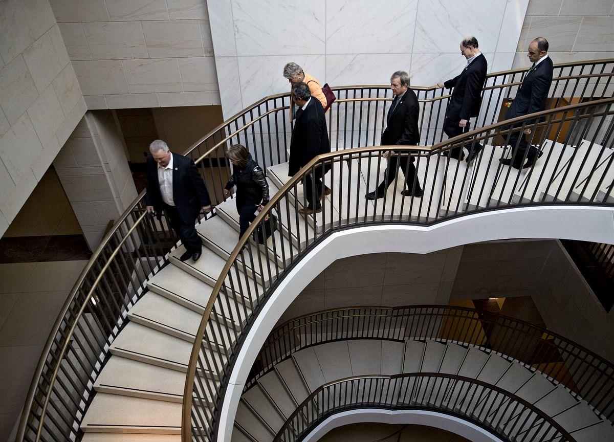 House Democrats Sue Treasury, IRS Head for Trump Tax Returns