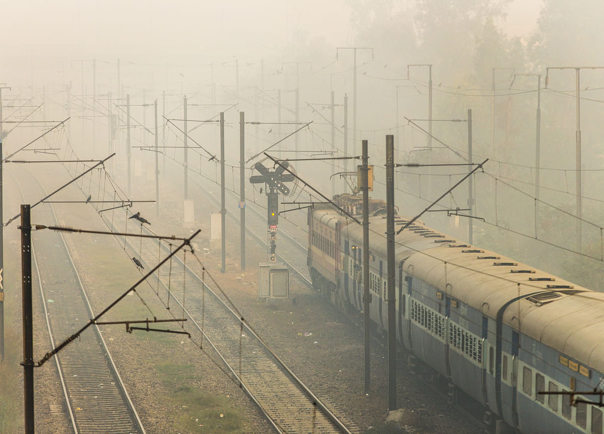 Four Rail Corridors To Complete 'Golden Quadrilateral' May Get Nod In Budget