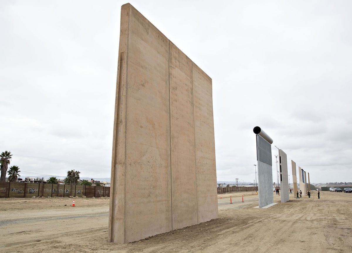 Trump Says Border Plan a 'Waste of Time'If It Lacks Wall Money