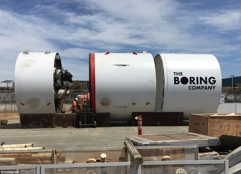 Musk Backs Off Plan for Tunnel in Tony Los Angelenos' Backyard
