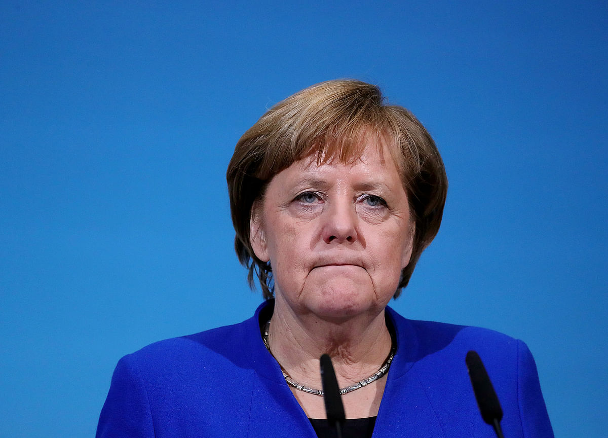 Merkel Legacy Is a German Jobs Boom for Europe's Star Economy