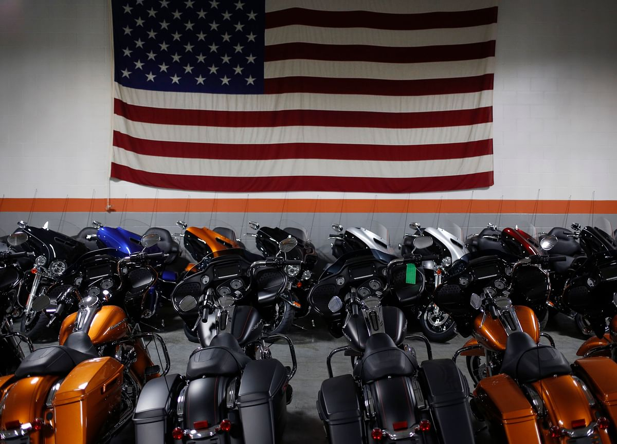 To Spite Harley, Trump May Have to Turn to Foreign Bike Foes