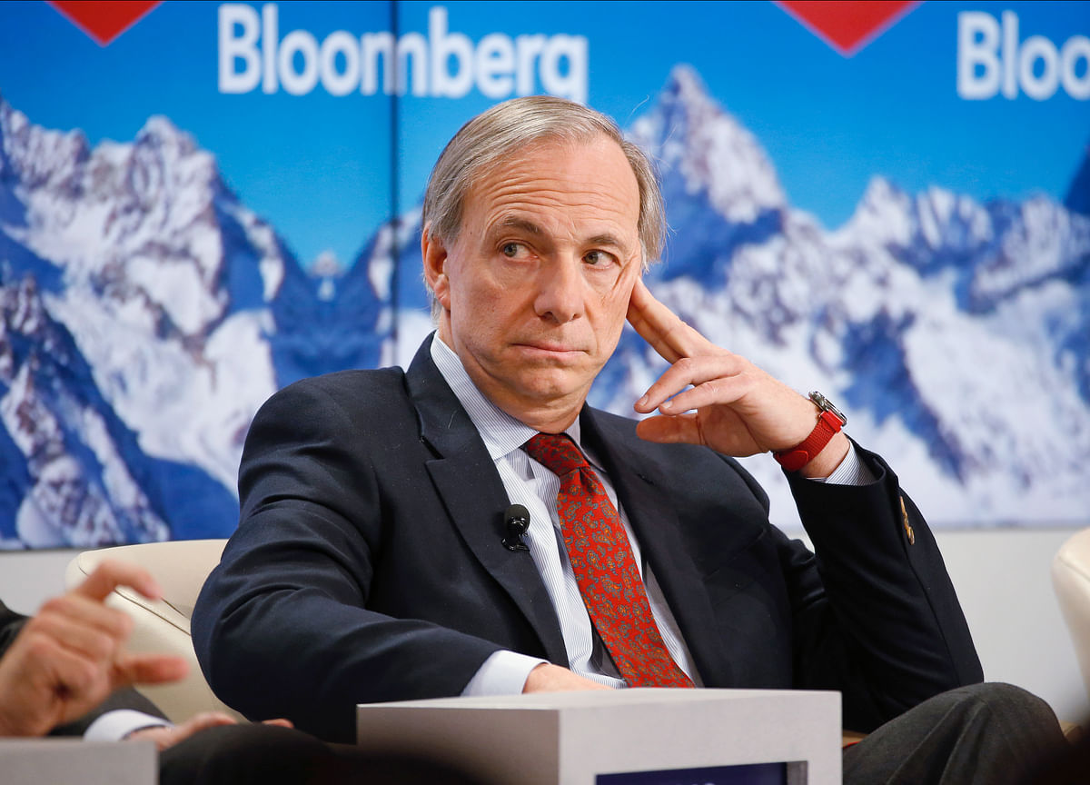 It's Dalio Versus Everyone Else as Money Flows to Europe