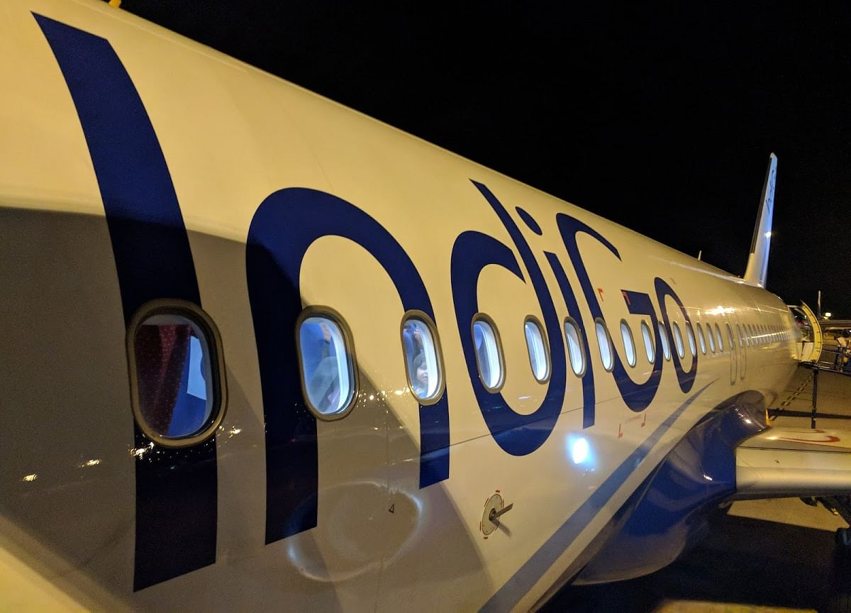 Engine Glitches Again Hit Two IndiGo A320 Neo Planes