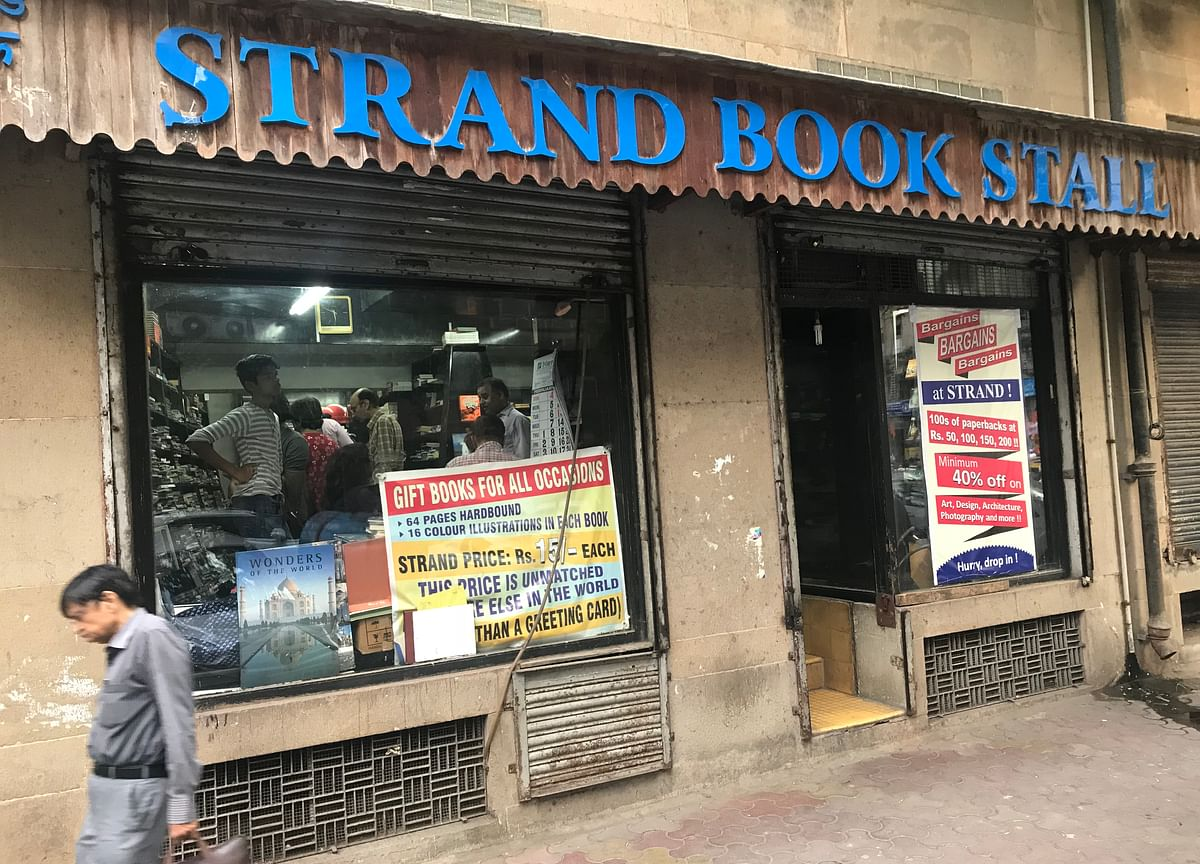 The End Of An Era At Mumbai's Iconic Strand Book Stall