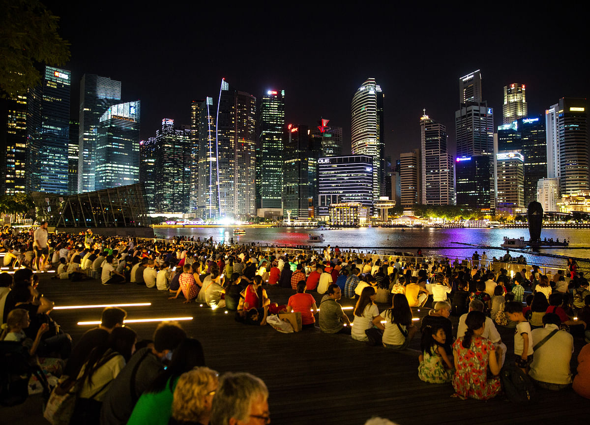 Singapore Boosts Taxes to Shore Up Revenue for Aging Nation
