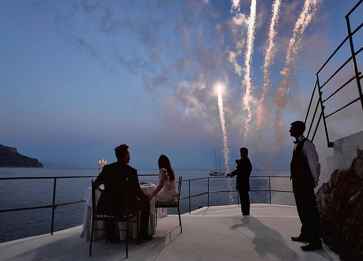 The Most Over-the-Top Romantic Experiences