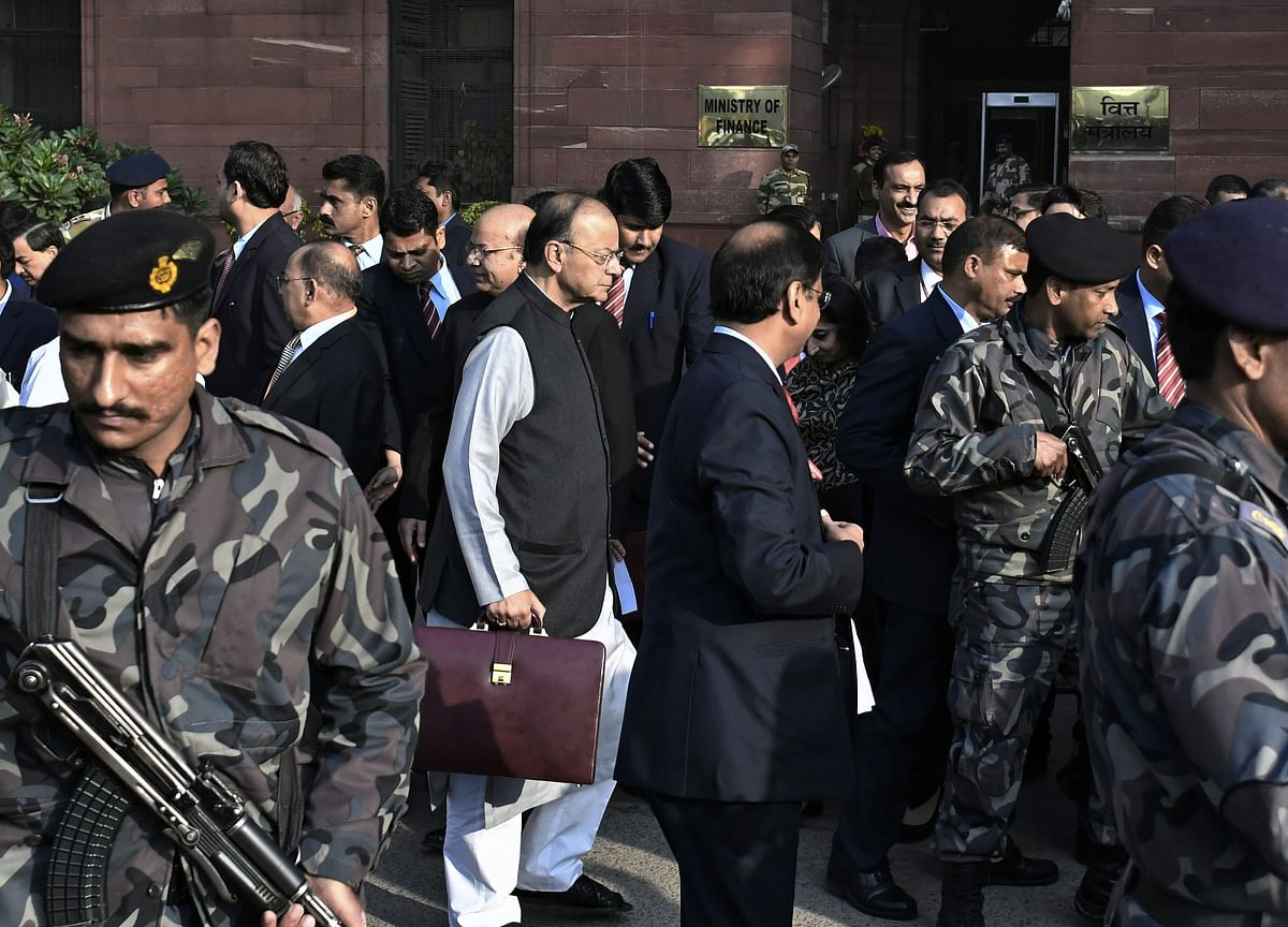 Finance Ministry Spent Rs 1,157 Crore Extra In FY18 Without Parliament Approval, Says CAG