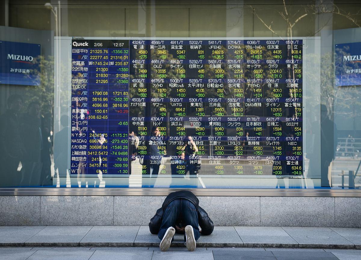 Stocks Rise, Treasuries Surge in Volatile Day: Markets Wrap