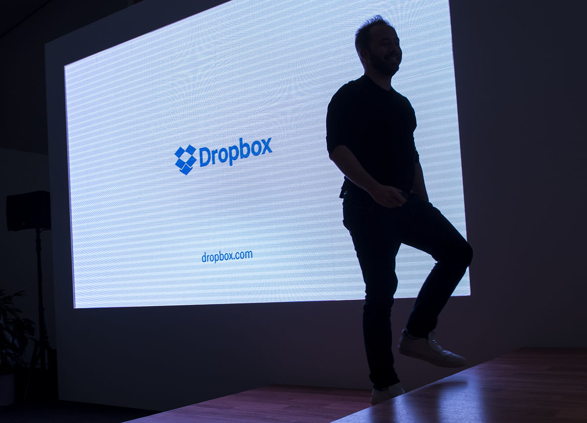 Dropbox Tops Private Valuation as Shares Soar in Market Debut