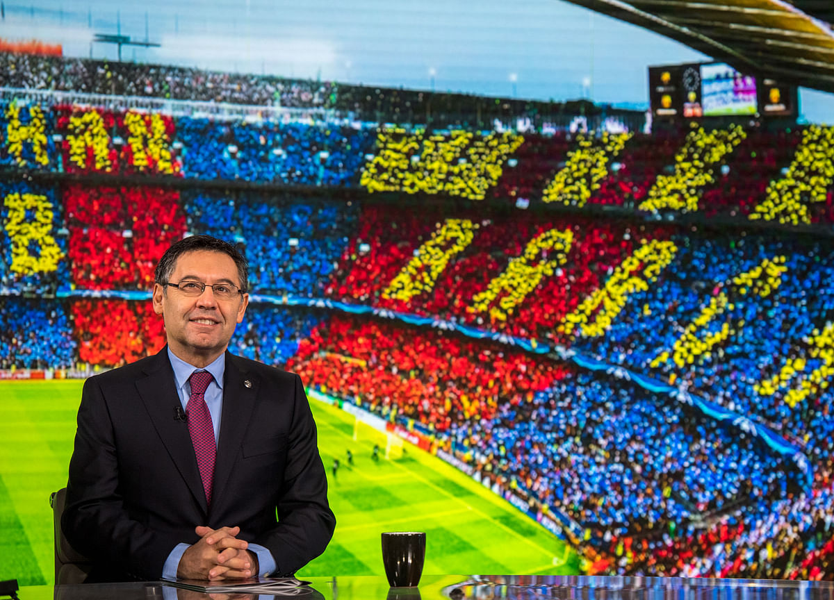 Barcelona Soccer Club Set to Beat Sales Goal on Broadcast Rights