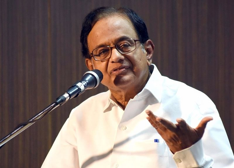 INX Media Money Laundering Case: Supreme Court Extends Protection To Chidambaram By A Day