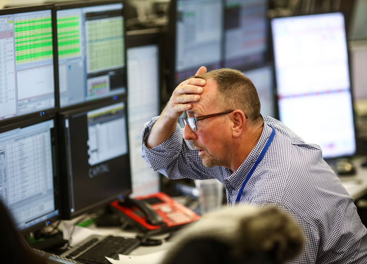 What Dalal Street Made Of Today's Market Rout