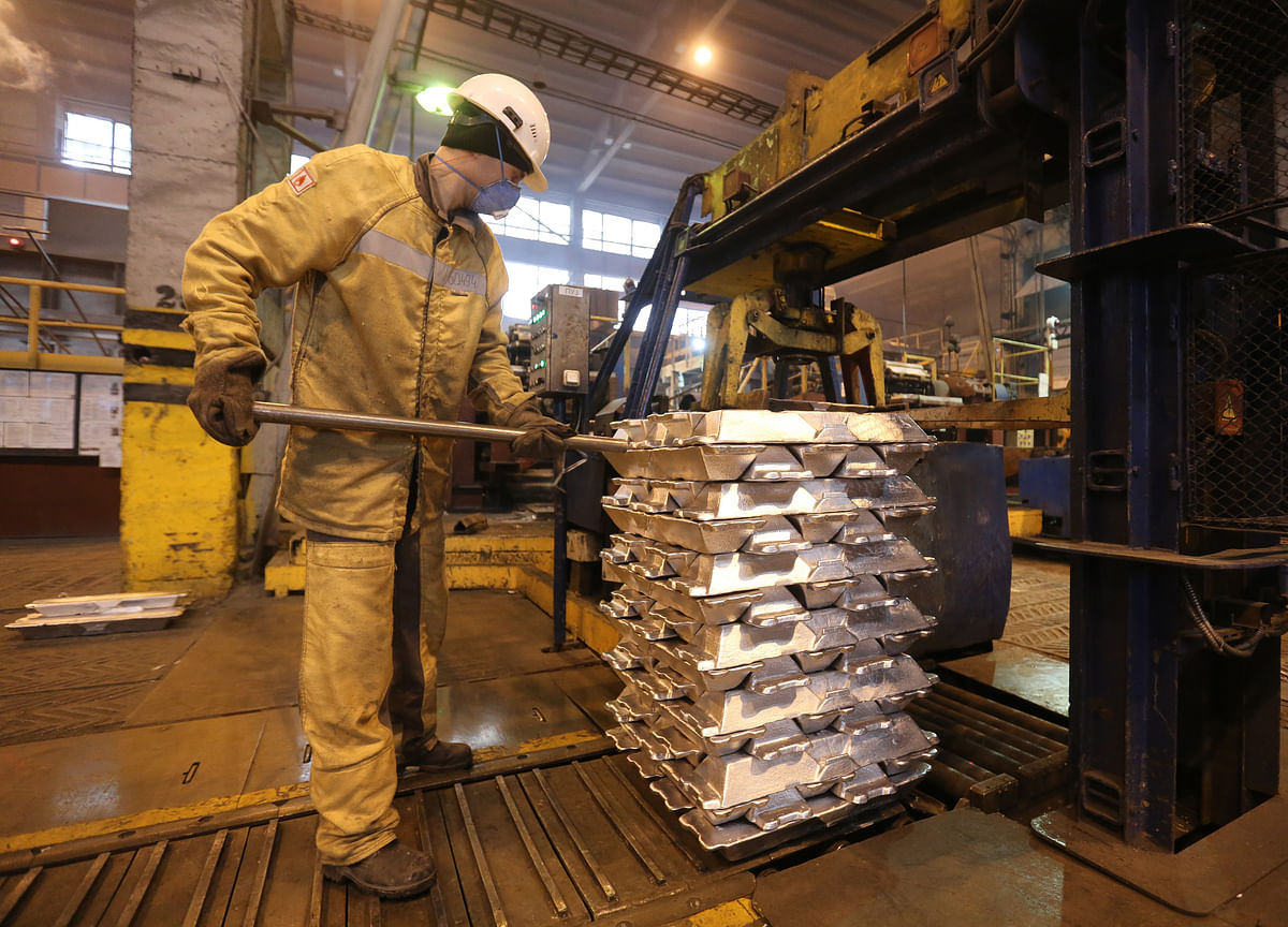 Why Metals Traders Shrugged Off Rusal's Jailbreak