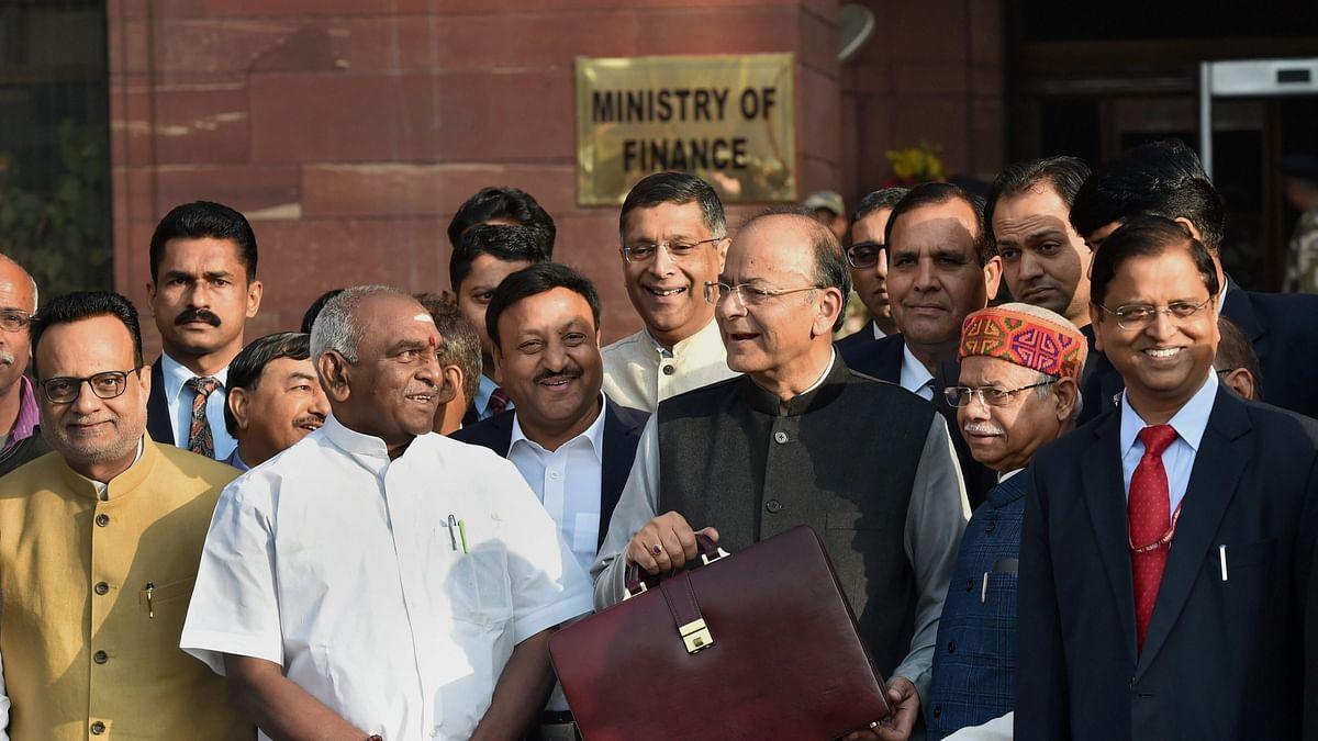 Finance Ministry Seeks Input From Ministries For Jaitley's Next Budget Speech