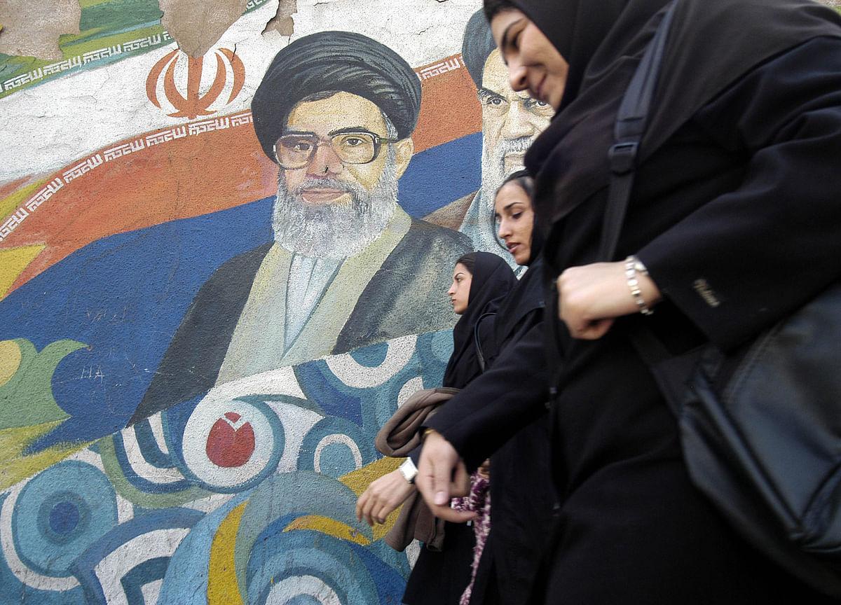 Khamenei Says Iran Strike Delivered a 'Slap' tothe U.S.Superpower Image