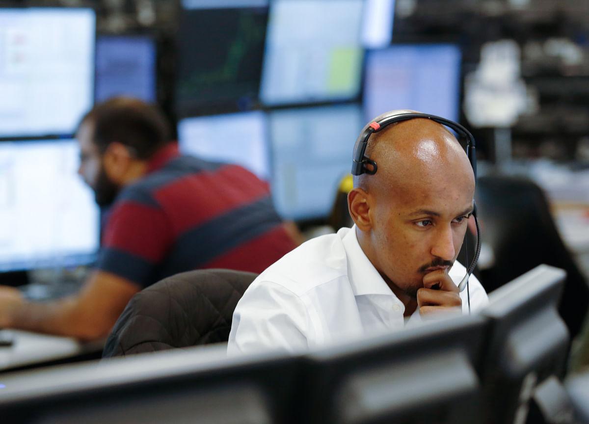 Sensex, Nifty Halt Record Run Ahead Of RBI Policy