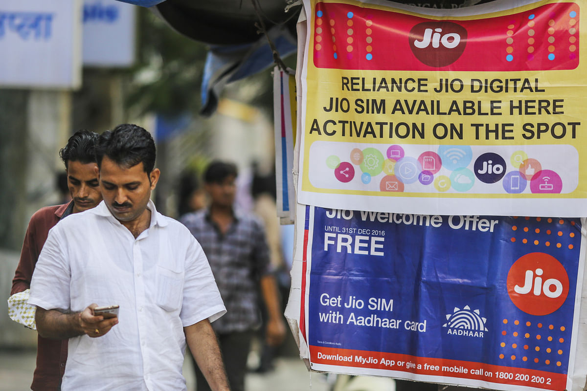 Reliance Jio Is Now India's Third-Largest Telecom Company