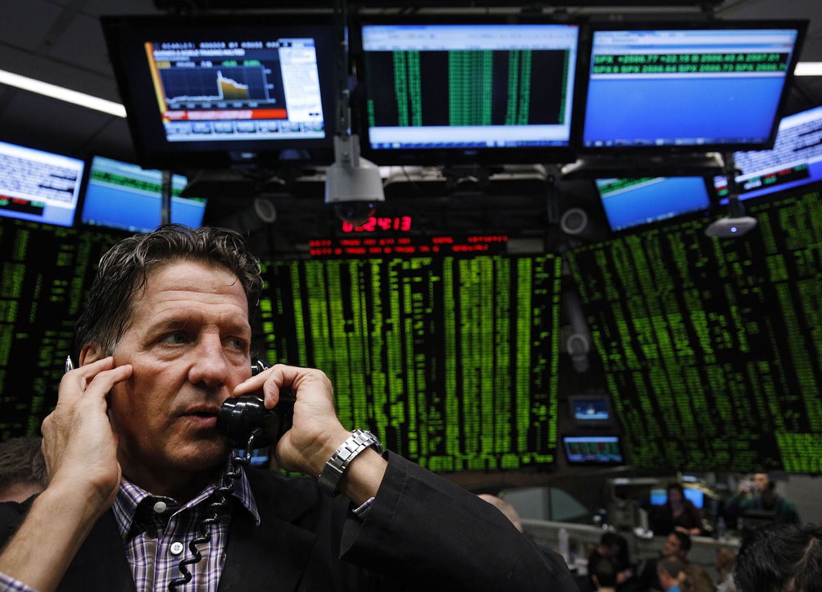 Stocks End Week at Records on Economic Optimism: Markets Wrap