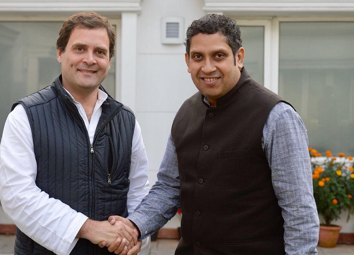 Praveen Chakravarty Appointed Chairman Of Congress' Data Analytics Department