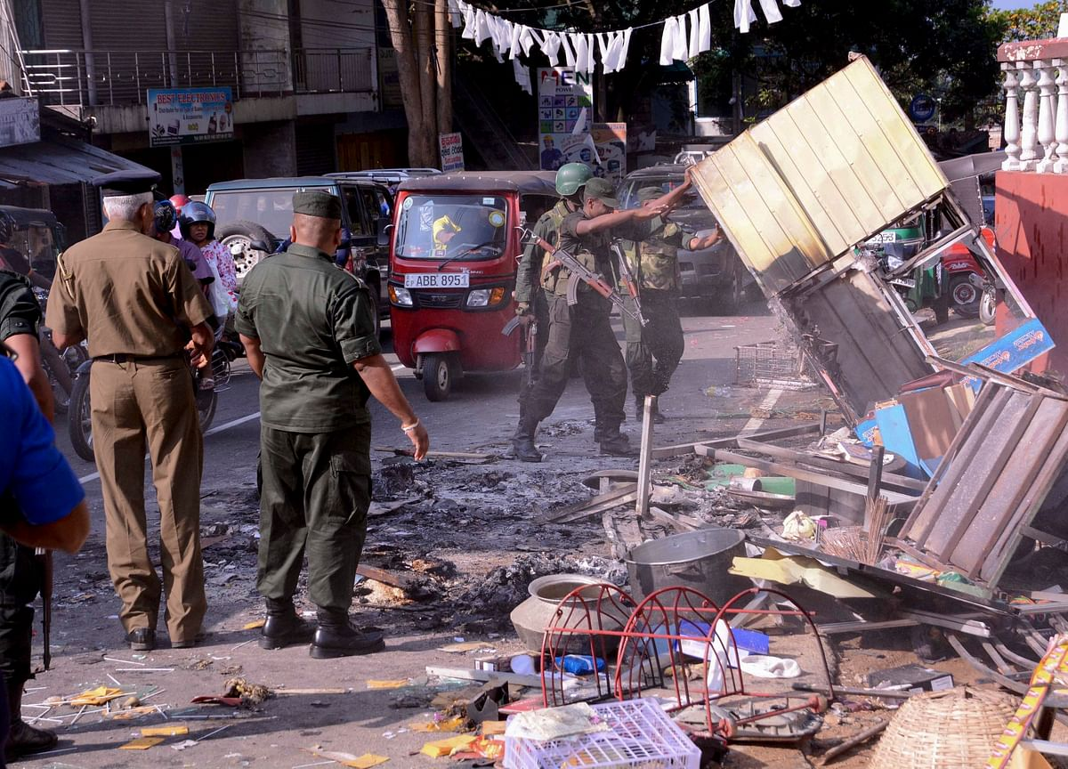 Sri Lanka Declares State Of Emergency To Quell Communal Violence