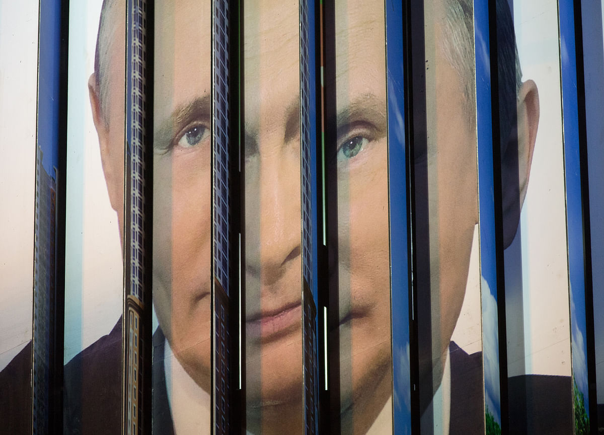 The Russian Election Means More of Putin's Risky Gamble