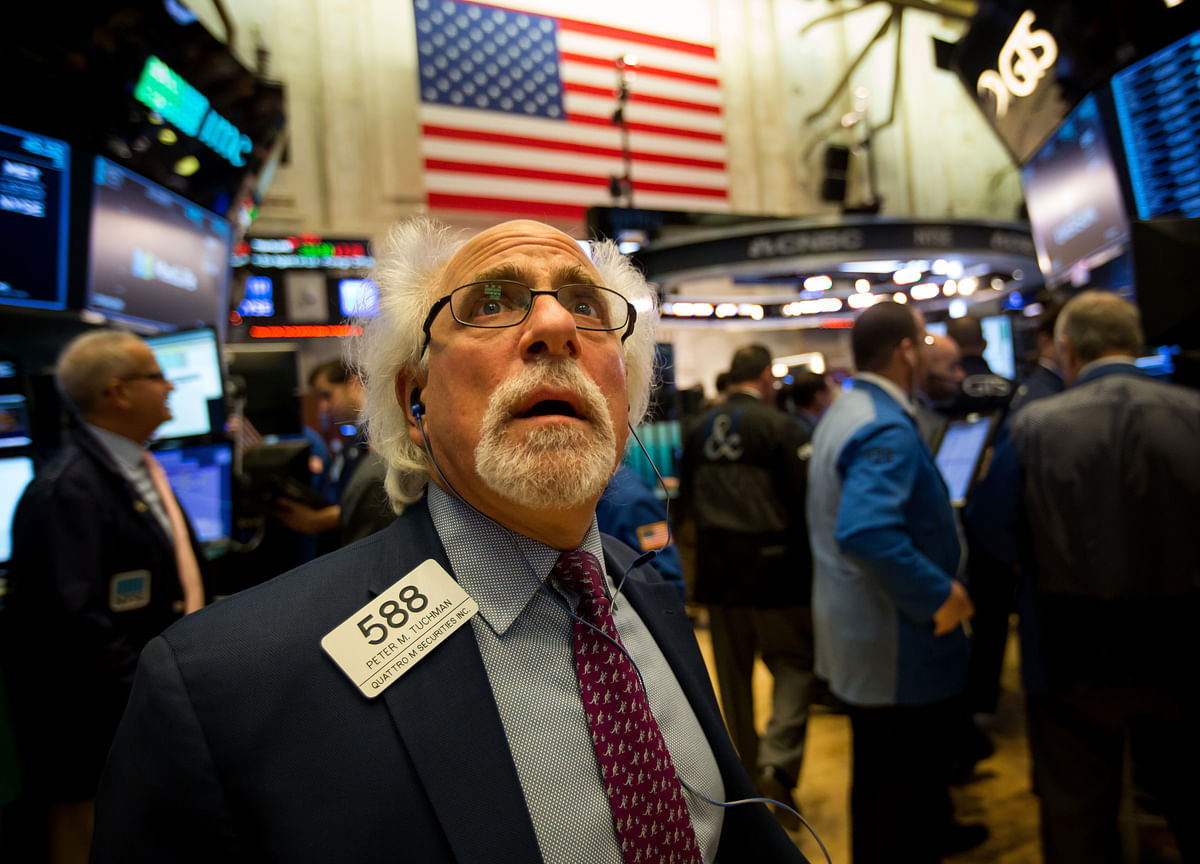 `Caught in a Whirlwind': What Analysts Say About Stock Selloff