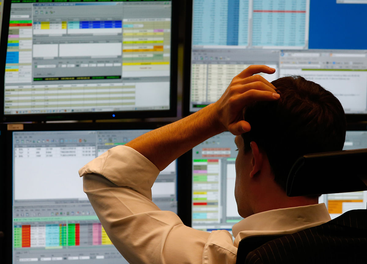 Sensex, Nifty Fall For Second Day Led By Decline In ITC
