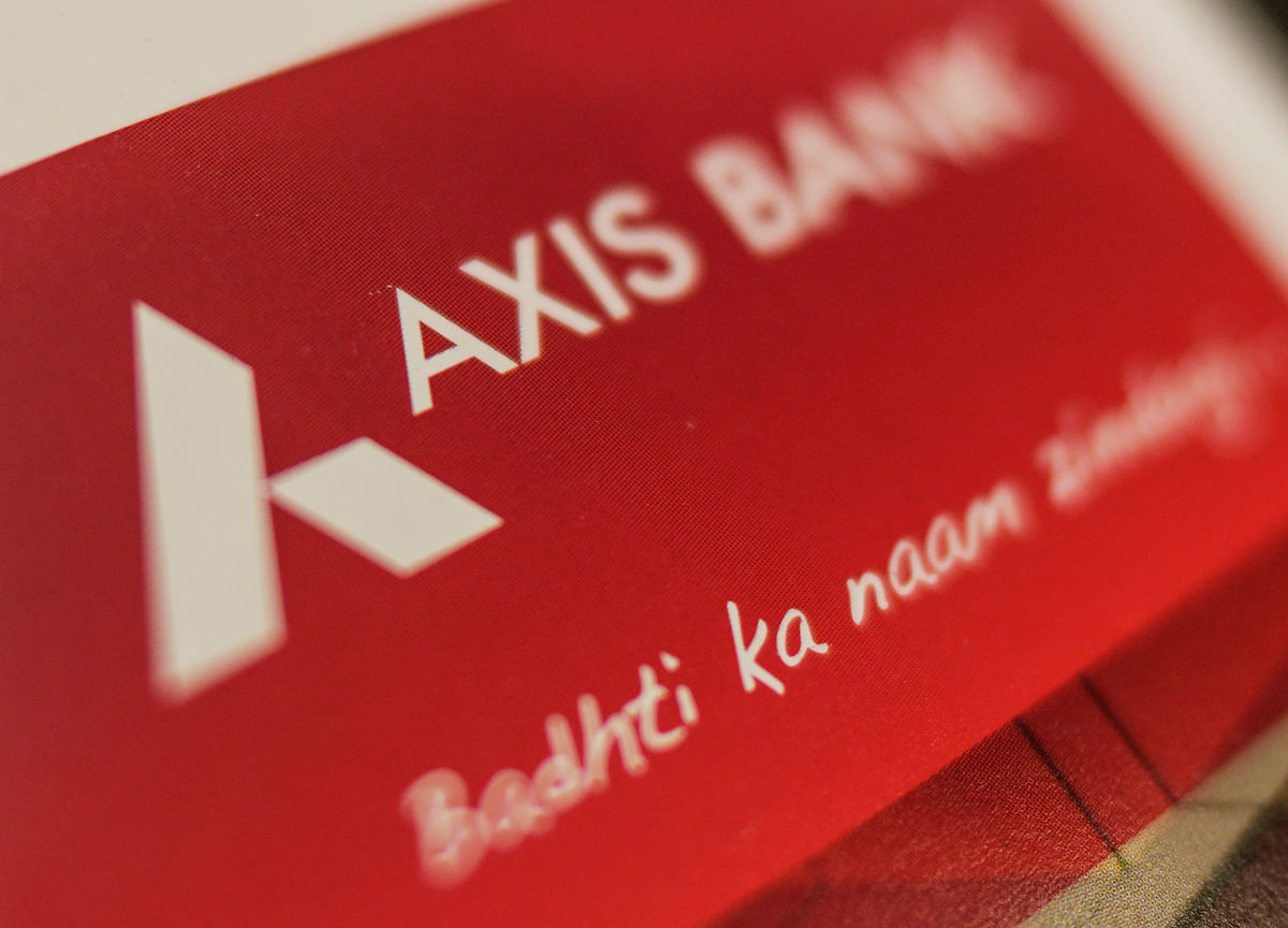 Institutional Investors Put In Rs 8,000-Crore Bids For SUUTI Stake In Axis Bank