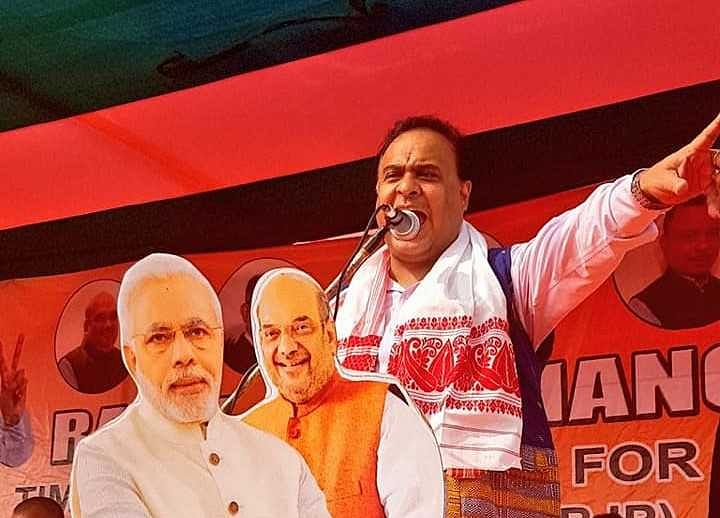 Formed Meghalaya Alliance In Ten Minutes, Says BJP's Master Strategist Himanta Biswa Sarma