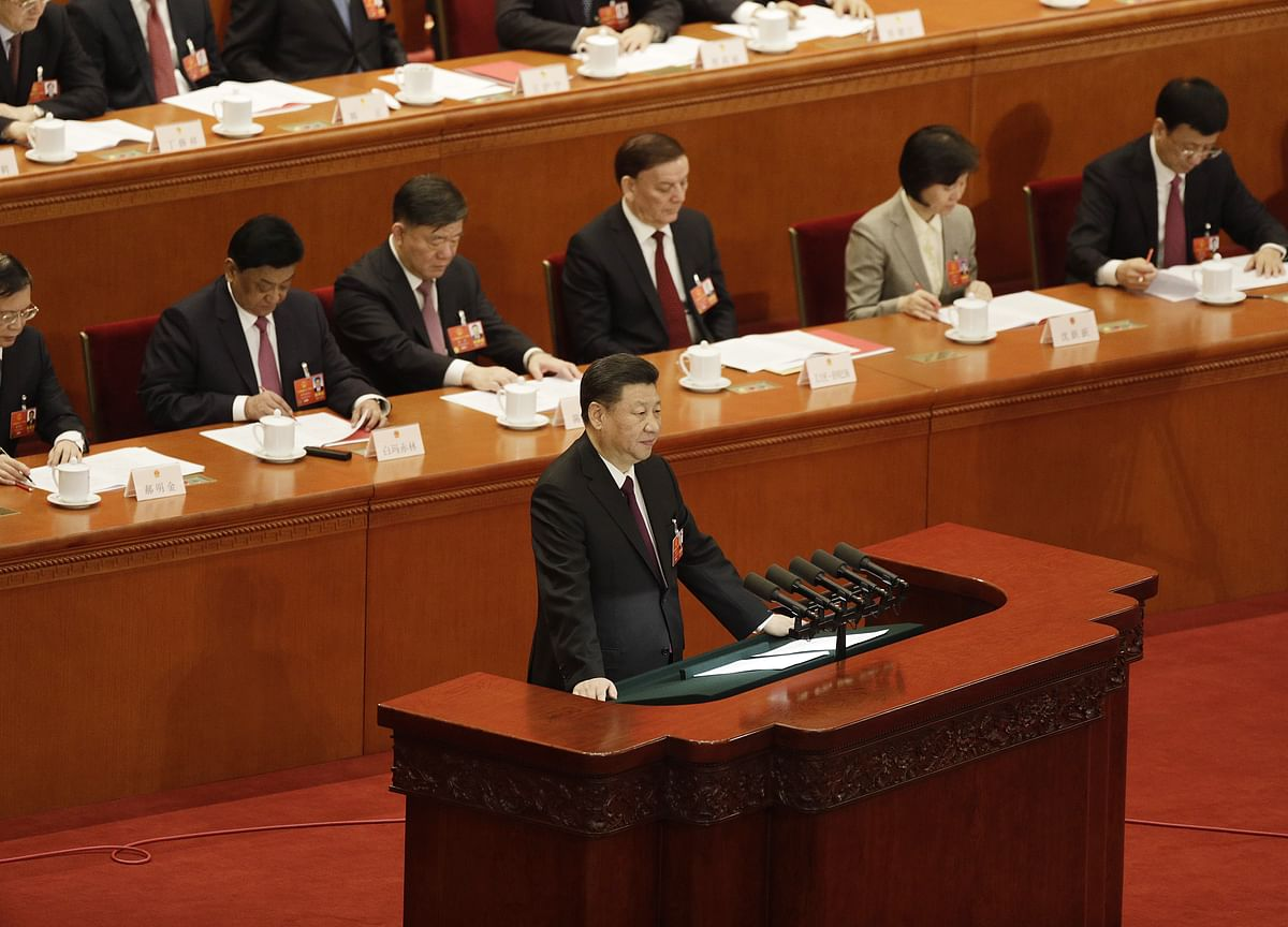 Xi Gives Stark Taiwan Warning in Hands-Off Message to Trump