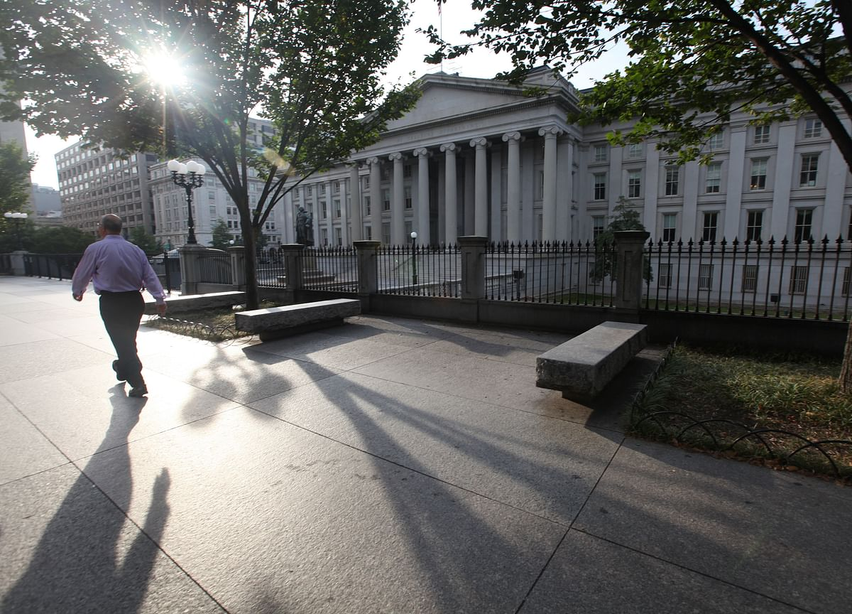 U.S. Treasury Officials Said to Set Meetings With Trading Firms