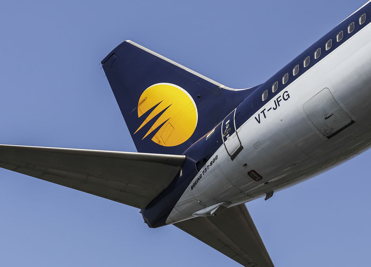 Jet Airways' Lenders To Ask Goyal, Etihad To Pledge Part Stake To Issue Rs 1,500-Crore Debt