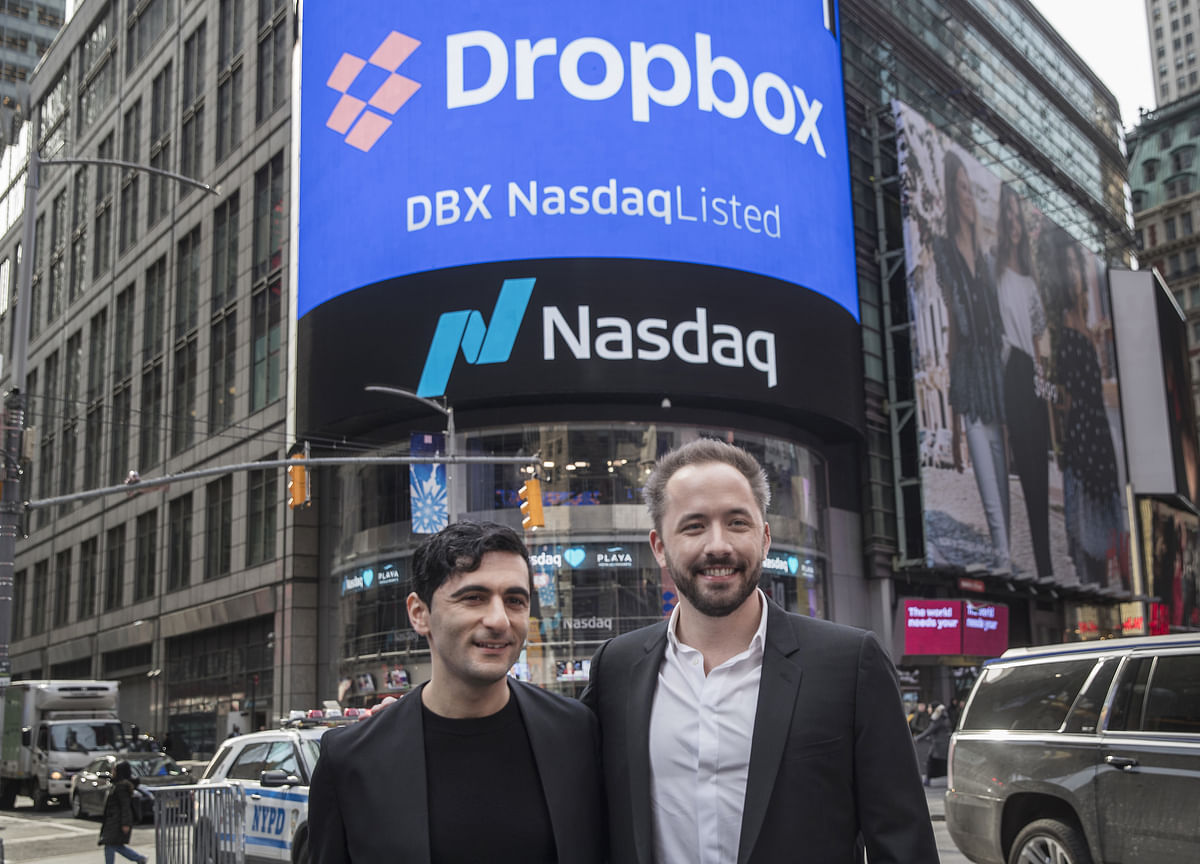 Dropbox IPO: Investors Value Company as Something It's Not