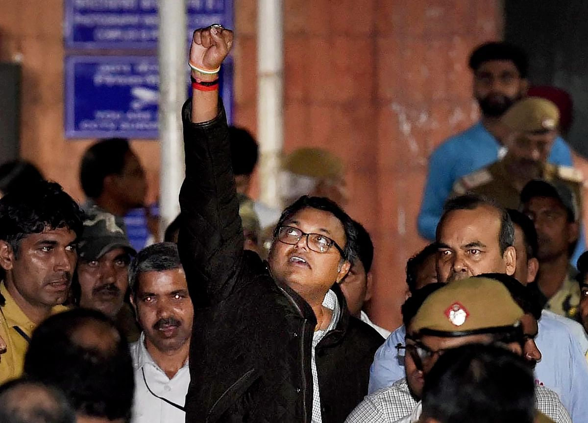 INX Media Case Probe: Karti Chidambaram Confronted With Indrani Mukherjea