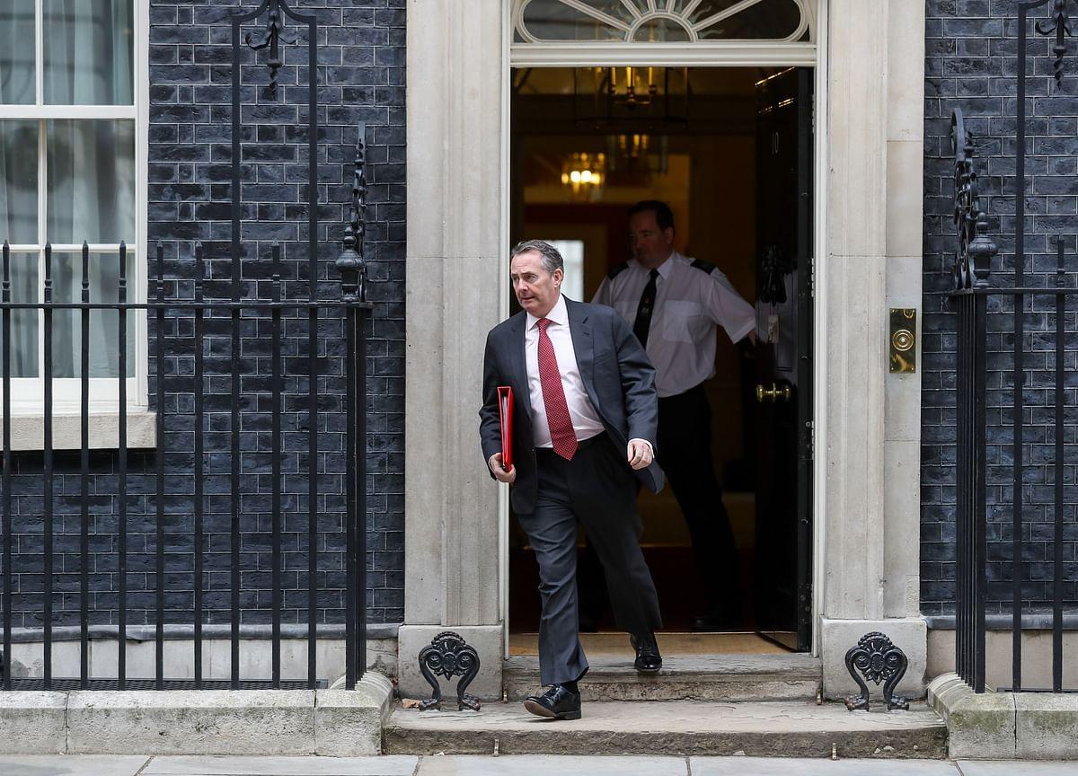 U.K. Trade Chief Says Trump Tariffs Upsetting Allies, Not China