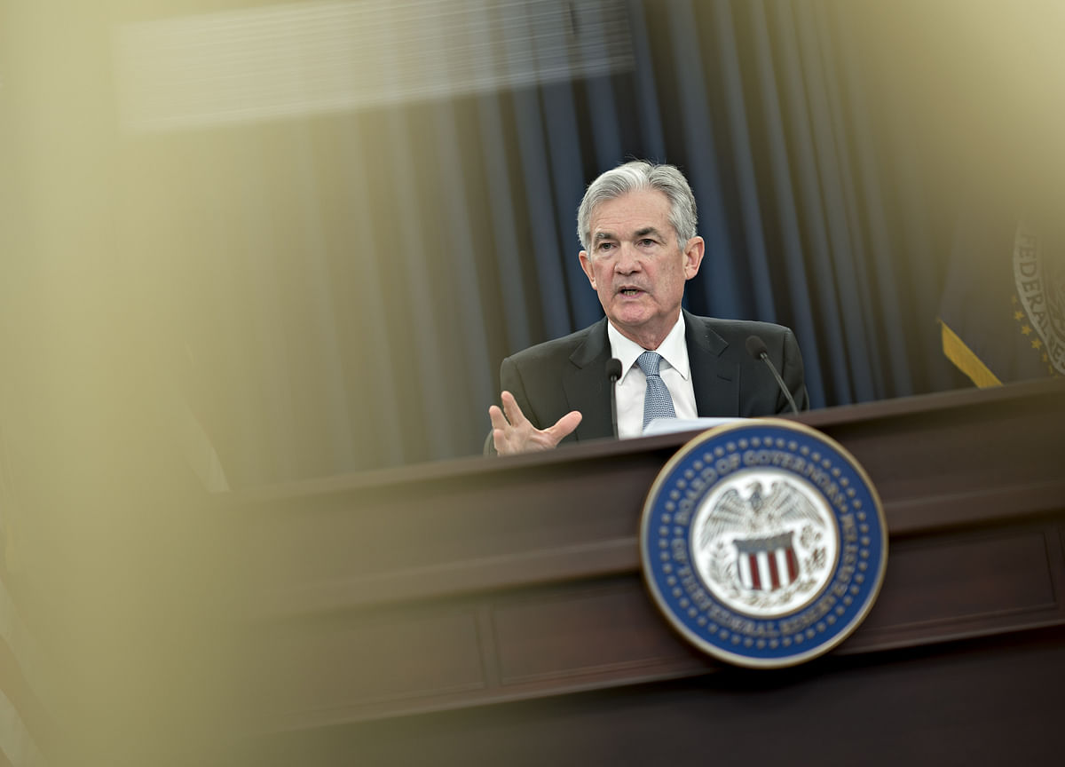 Bond Market Signals Powell's Fed Debut Merely a Risk That Passed