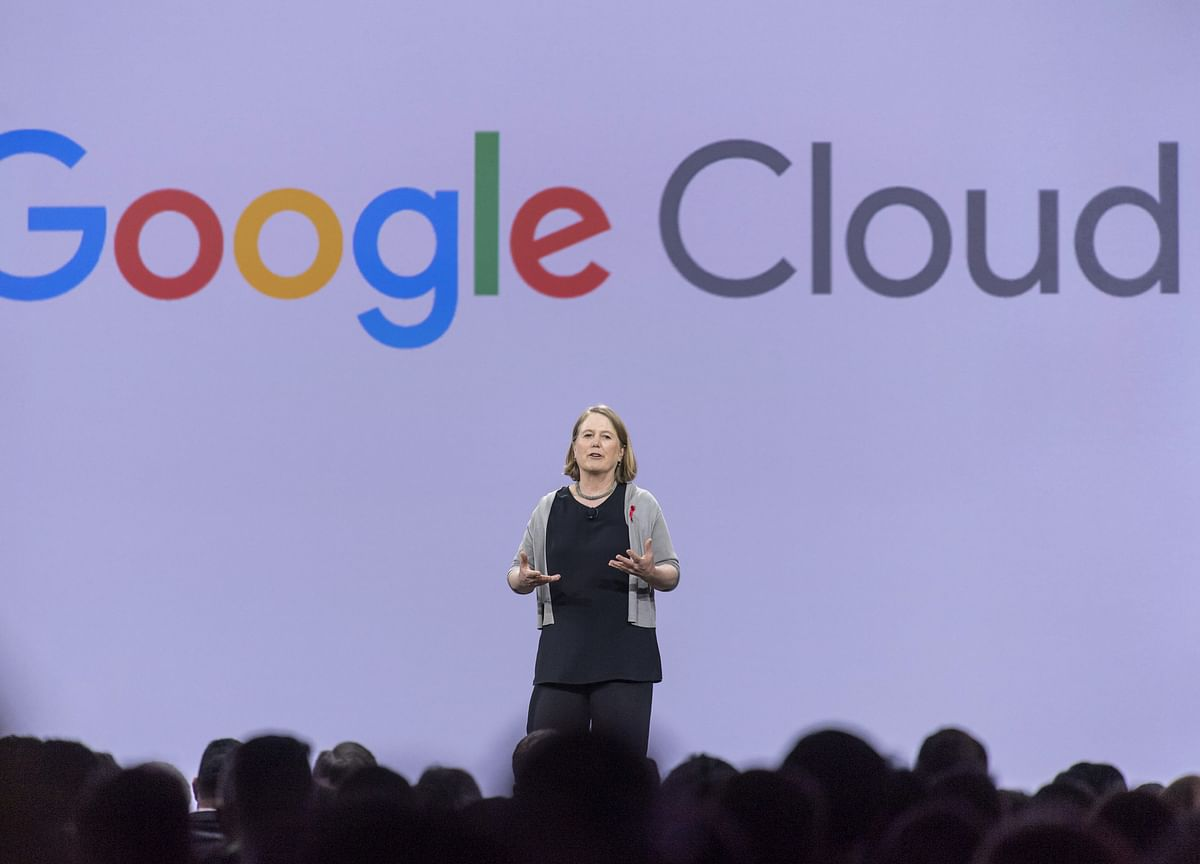 Google's Cloud Boss Eyeing `Major Acquisition' to Get Ahead