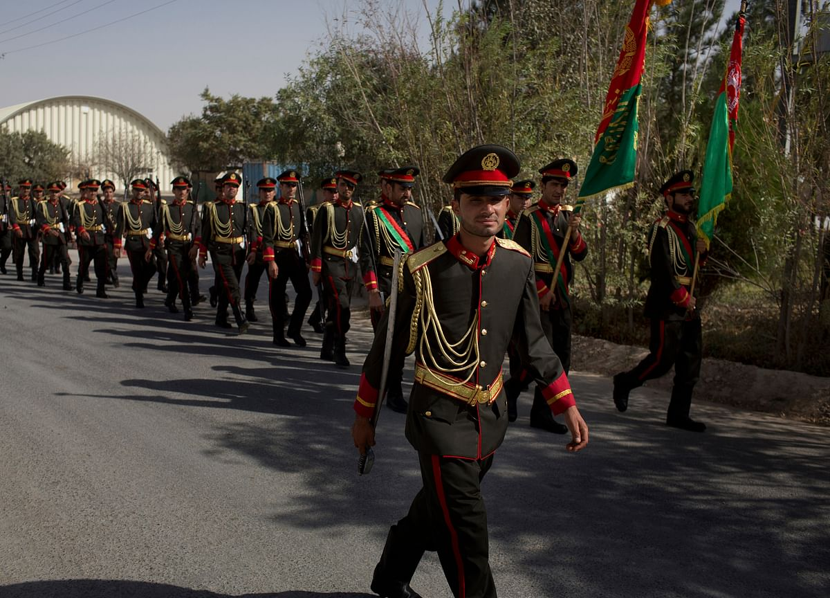 Top Afghan Adviser `Optimistic' About Peace Deal With Taliban
