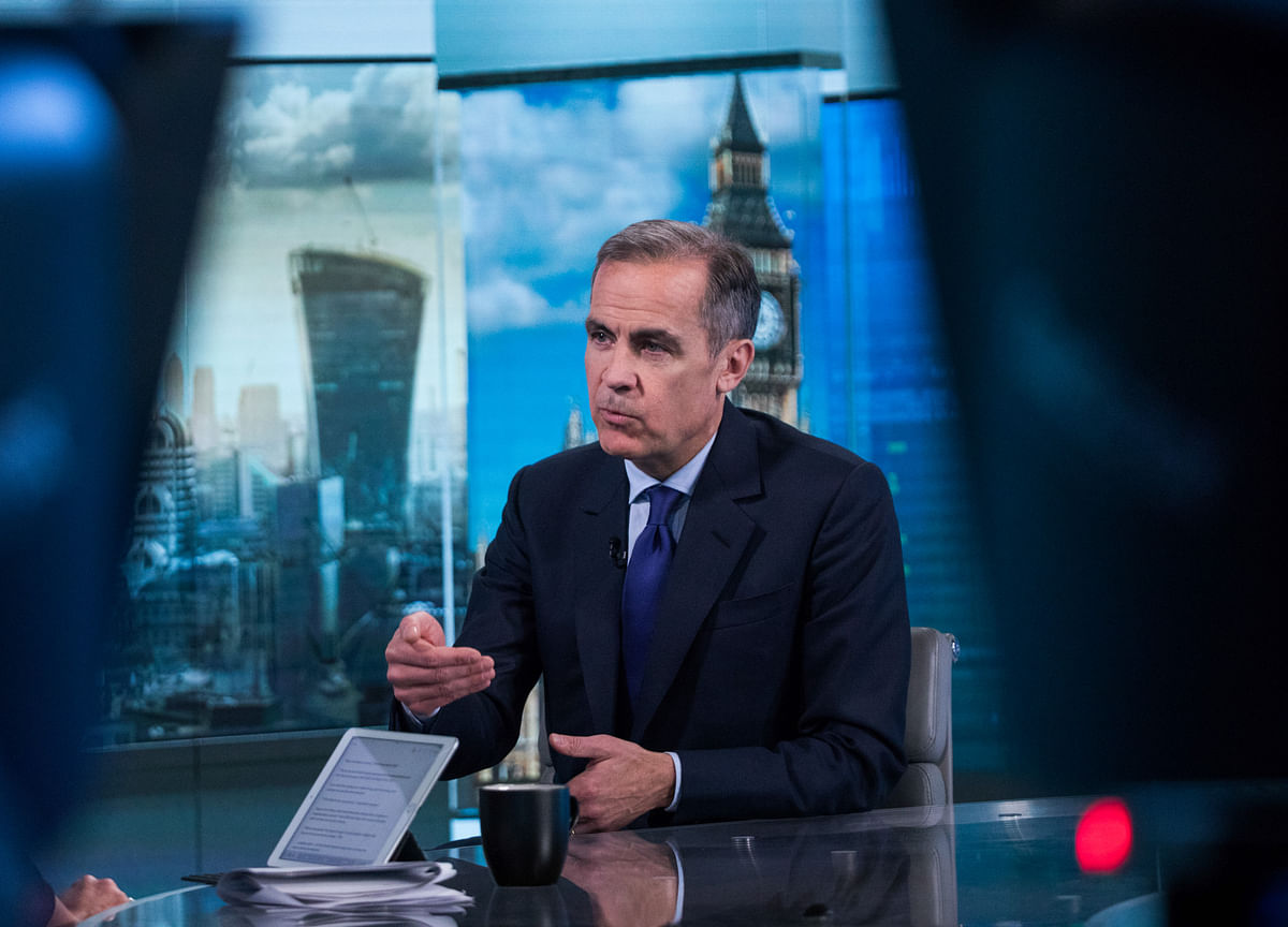 BOE's Carney Calls for Rules to End Cryptocurrency Anarchy