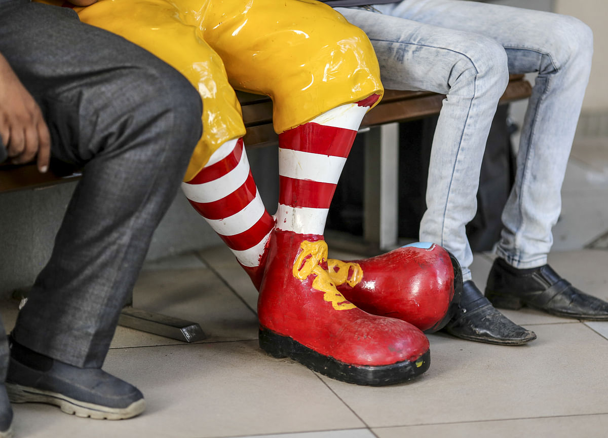 McDonald's Has a Legal Problem in Pizza-Loving India