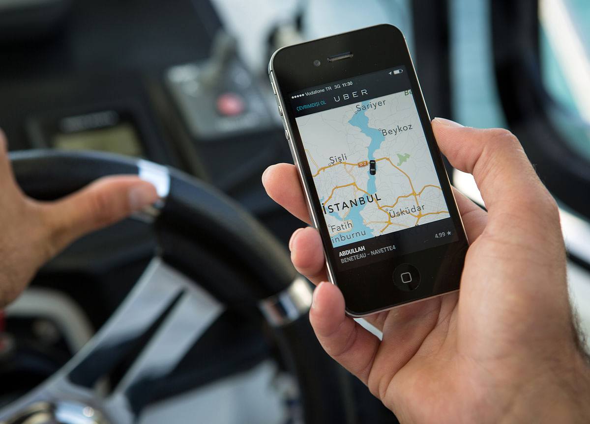 Why Uber Drivers Fear for Their Lives in Istanbul