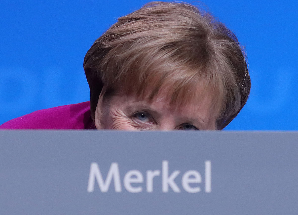 Angela Merkel's Real Work Is Starting Now With 4th Term Set