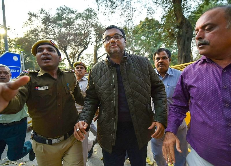 INX Media Case: CBI Takes Karti to Mumbai for Further Questioning